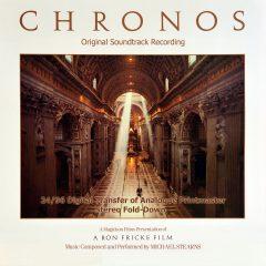 CHRONOS Original Soundtrack Recording (by Michael Stearns) [cover artwork]