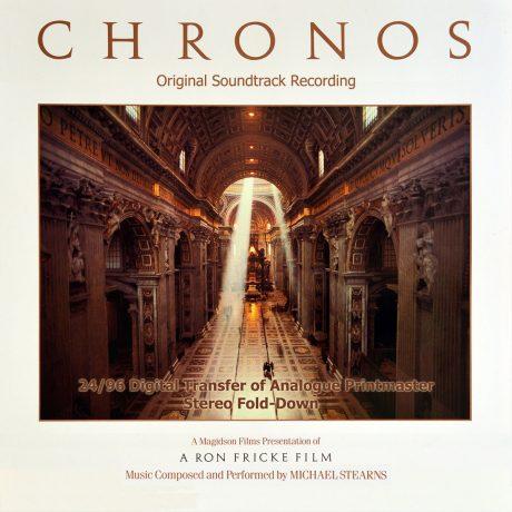 CHRONOS Original Soundtrack Recording (by Michael Stearns)