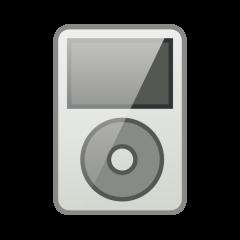 Digital releases (iPod icon)