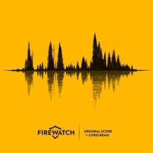 Firewatch Original Score (cover art)