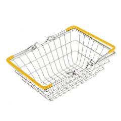 Shopping Basket (yellow handles) alt