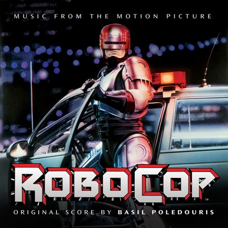 RoboCop (Score) Soundtrack CD