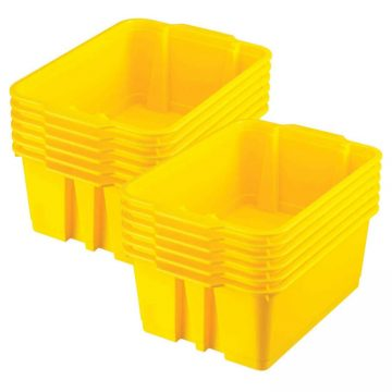 Stacking Classroom Baskets