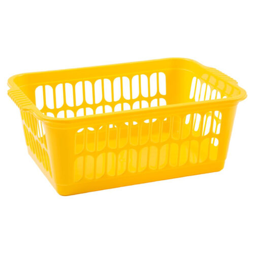 Yellow Basket (Plastic, by Wham)